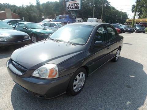 2004 Kia Rio for sale at Deer Park Auto Sales Corp in Newport News VA