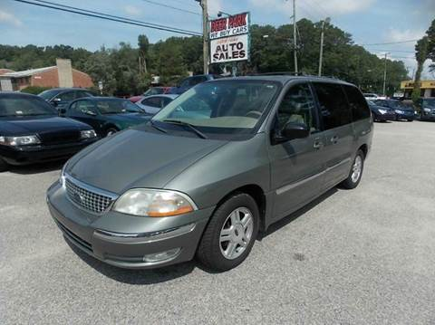 2003 Ford Windstar for sale at Deer Park Auto Sales Corp in Newport News VA