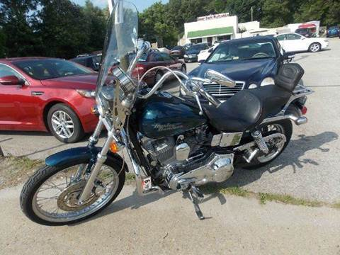 2002 Harley-Davidson Dyna Super Glide for sale at Deer Park Auto Sales Corp in Newport News VA