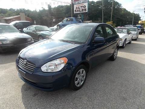 2011 Hyundai Accent for sale at Deer Park Auto Sales Corp in Newport News VA