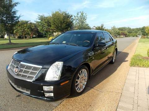 2009 Cadillac STS for sale at Deer Park Auto Sales Corp in Newport News VA