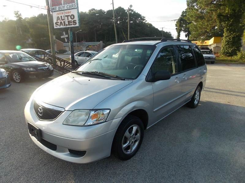 2002 Mazda Mpv LX 4dr Mini Van In Newport News VA - Deer Park Auto