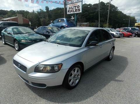 2006 Volvo S40 for sale at Deer Park Auto Sales Corp in Newport News VA