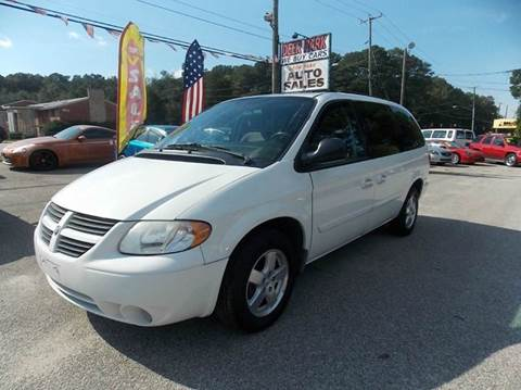 2007 Dodge Grand Caravan for sale at Deer Park Auto Sales Corp in Newport News VA
