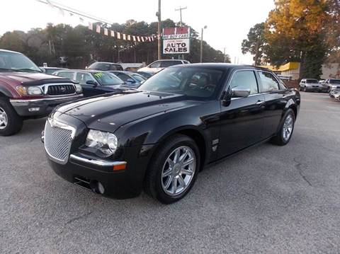2006 Chrysler 300 for sale at Deer Park Auto Sales Corp in Newport News VA