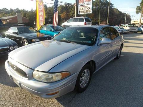 2005 Buick LeSabre for sale at Deer Park Auto Sales Corp in Newport News VA