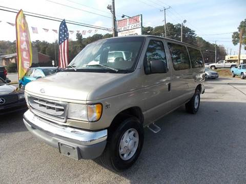 1999 Ford E-350 for sale at Deer Park Auto Sales Corp in Newport News VA