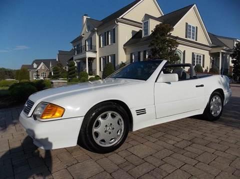 1994 Mercedes-Benz SL-Class for sale at Deer Park Auto Sales Corp in Newport News VA