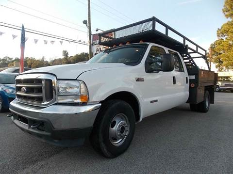 2004 Ford F-350 Super Duty for sale at Deer Park Auto Sales Corp in Newport News VA