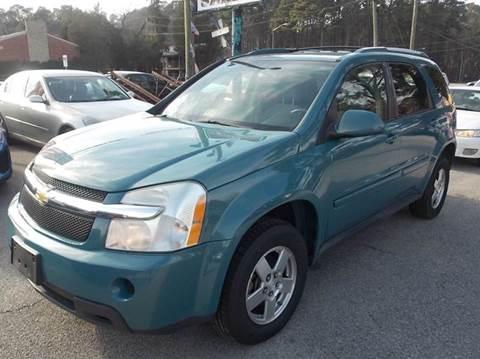 2008 Chevrolet Equinox for sale at Deer Park Auto Sales Corp in Newport News VA