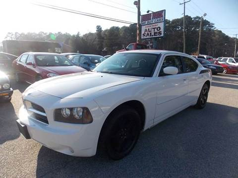 2010 Dodge Charger for sale at Deer Park Auto Sales Corp in Newport News VA