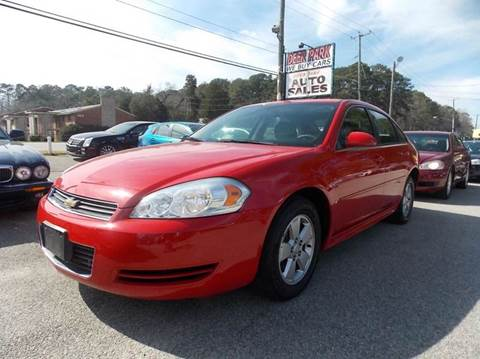 2009 Chevrolet Impala for sale at Deer Park Auto Sales Corp in Newport News VA