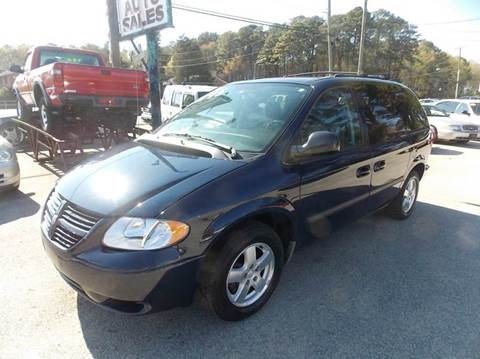 2006 Dodge Caravan for sale at Deer Park Auto Sales Corp in Newport News VA
