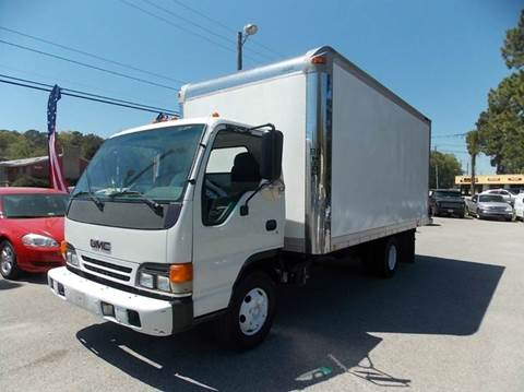 2005 GMC W4500 for sale at Deer Park Auto Sales Corp in Newport News VA