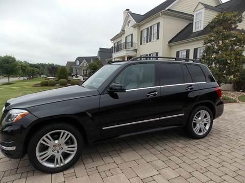 2013 Mercedes-Benz GLK for sale at Deer Park Auto Sales Corp in Newport News VA