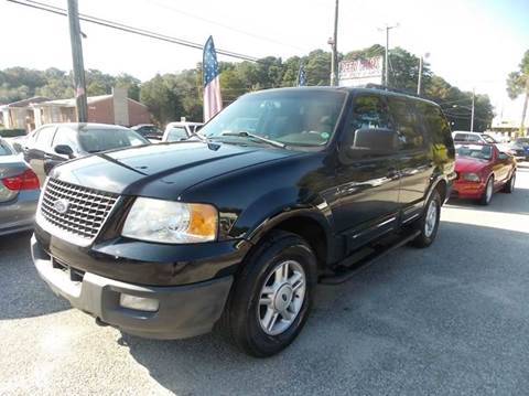 2006 Ford Expedition for sale at Deer Park Auto Sales Corp in Newport News VA