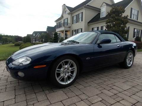 2001 Jaguar XK-Series for sale at Deer Park Auto Sales Corp in Newport News VA
