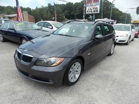2007 BMW 3 Series for sale at Deer Park Auto Sales Corp in Newport News VA