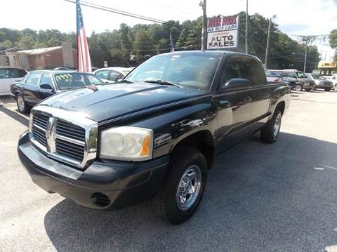 2005 Dodge Dakota for sale at Deer Park Auto Sales Corp in Newport News VA