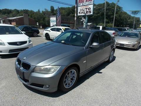 2010 BMW 3 Series for sale at Deer Park Auto Sales Corp in Newport News VA