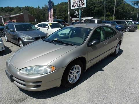 2002 Dodge Intrepid for sale at Deer Park Auto Sales Corp in Newport News VA