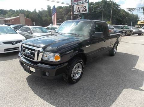 2006 Ford Ranger for sale at Deer Park Auto Sales Corp in Newport News VA