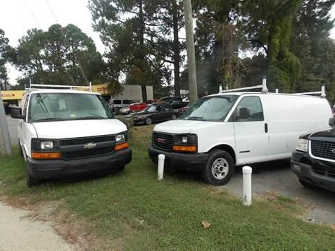 2004 GMC Savana Cargo for sale at Deer Park Auto Sales Corp in Newport News VA