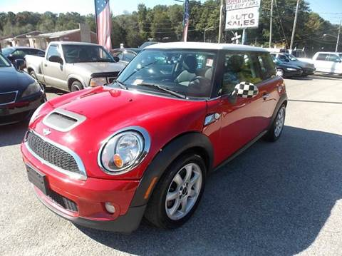 2009 MINI Cooper for sale at Deer Park Auto Sales Corp in Newport News VA