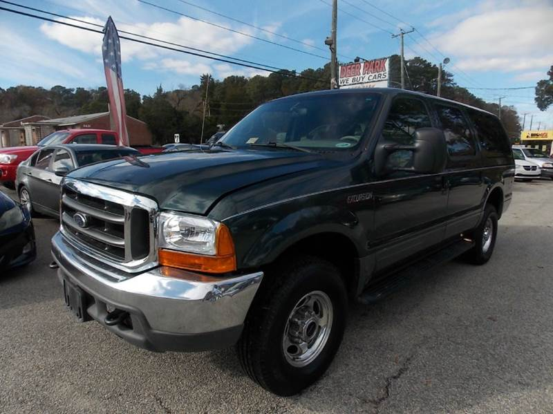 Ford Excursion Xlt Wd Dr Suv Newport News Va