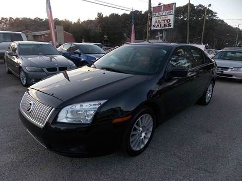 2007 Mercury Milan for sale at Deer Park Auto Sales Corp in Newport News VA
