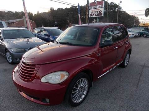 2008 Chrysler PT Cruiser for sale at Deer Park Auto Sales Corp in Newport News VA