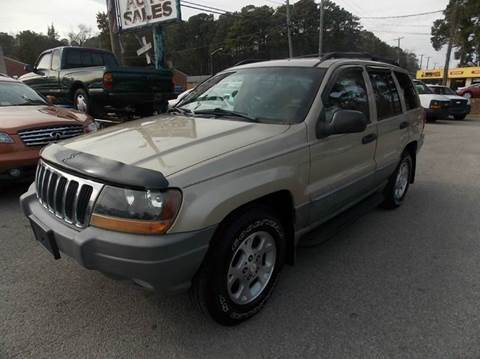 1999 Jeep Grand Cherokee for sale at Deer Park Auto Sales Corp in Newport News VA
