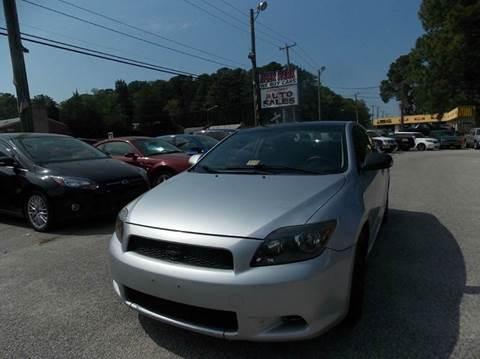 2007 Scion tC for sale at Deer Park Auto Sales Corp in Newport News VA