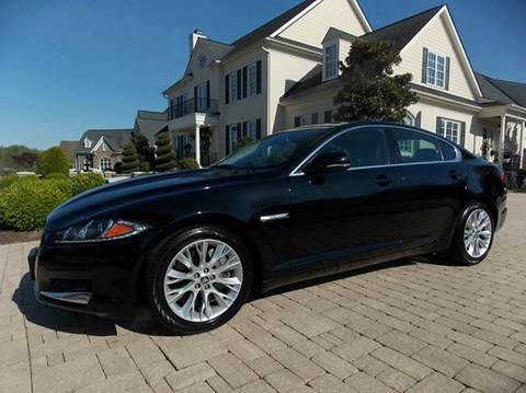 2013 Jaguar XF for sale at Deer Park Auto Sales Corp in Newport News VA