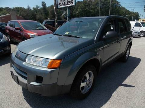2005 Saturn Vue for sale at Deer Park Auto Sales Corp in Newport News VA