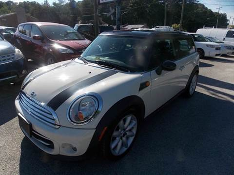 2012 MINI Cooper Clubman for sale at Deer Park Auto Sales Corp in Newport News VA