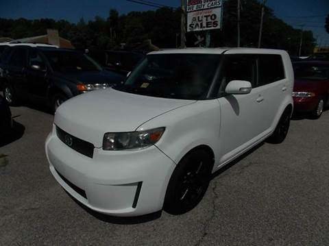 2008 Scion xB for sale at Deer Park Auto Sales Corp in Newport News VA