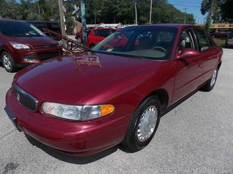 2003 Buick Century for sale at Deer Park Auto Sales Corp in Newport News VA