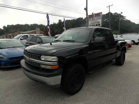 2003 GMC Sierra 1500 for sale at Deer Park Auto Sales Corp in Newport News VA