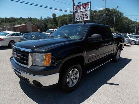 2009 GMC Sierra 1500 for sale at Deer Park Auto Sales Corp in Newport News VA