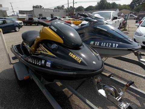2009 Sea-Doo GTI155 2007 and 2009 for sale at Deer Park Auto Sales Corp in Newport News VA