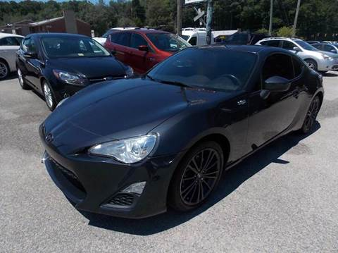 2013 Scion FR-S for sale at Deer Park Auto Sales Corp in Newport News VA