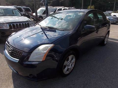 2008 Nissan Sentra for sale at Deer Park Auto Sales Corp in Newport News VA