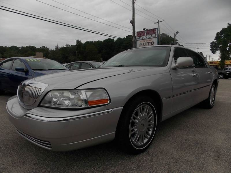 2008 Lincoln Town Car Signature Limited 4dr Sedan In Newport News