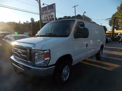 2010 Ford E-Series Cargo for sale at Deer Park Auto Sales Corp in Newport News VA