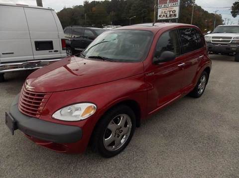 2001 Chrysler PT Cruiser for sale at Deer Park Auto Sales Corp in Newport News VA