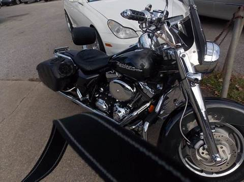 2007 Harley-Davidson Road King Custom for sale at Deer Park Auto Sales Corp in Newport News VA