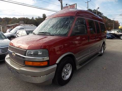 2006 Chevrolet Express Passenger for sale at Deer Park Auto Sales Corp in Newport News VA