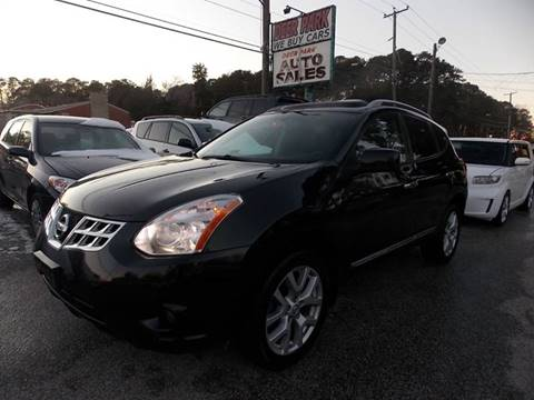 2011 Nissan Rogue for sale at Deer Park Auto Sales Corp in Newport News VA