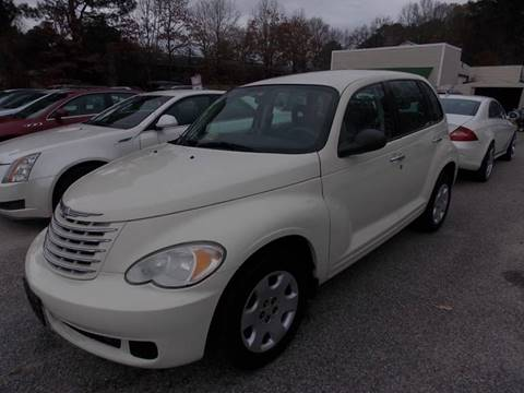 2007 Chrysler PT Cruiser for sale at Deer Park Auto Sales Corp in Newport News VA